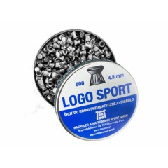 Śrut H&N Logo Sport 4,5 mm
