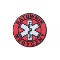 Naszywka Ratownik Medyczny
