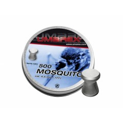 Śrut Mosquito Ribbed 4,5 mm