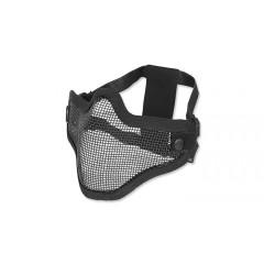 Maska z siatki metalowej